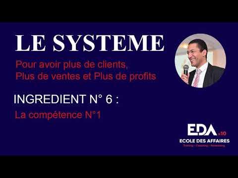 Coach Saifeddine : La Compétence N°1