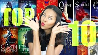 TOP 10 SERIES TO READ | AMERIIE Thumbnail