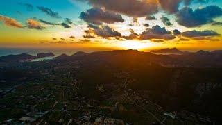 Mallorca - Port de Andratx y Pueblo Andratx en UHD1  4K - DJi Phantom 3 Professional, Drohne -