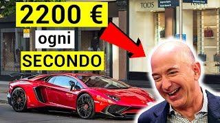 Ecco Come l'Uomo Piu' Ricco Del Mondo Guadagna 2200 € Ogni Secondo Che Passa!