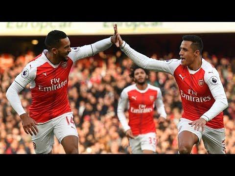 Arsenal Fixtures 2017/18 Reveal