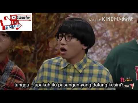 (Indo Sub) SNL Korea PART-1 Super Junior... Sumpah bikin ngakak)