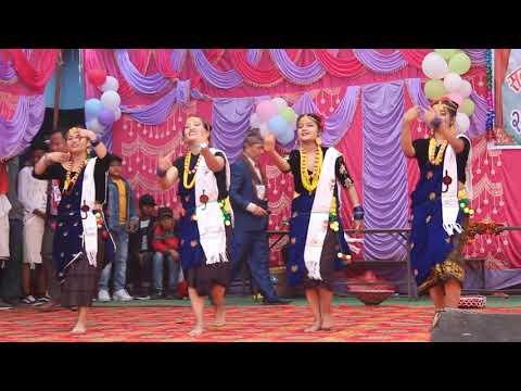 Maya Guras Fulyo Resunga Banaima    Kaura Dance