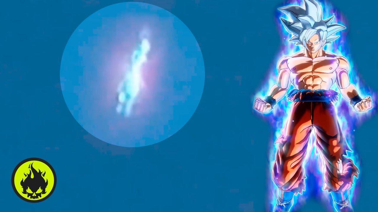Goku Ultra Instinto Grabado En La Vida Real Mito O Realidad Youtube