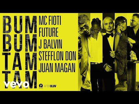 Mc Fioti Ft. Future, J Balvin, Stefflon Don Y Juan Magan - Bum Bum Tam Tam