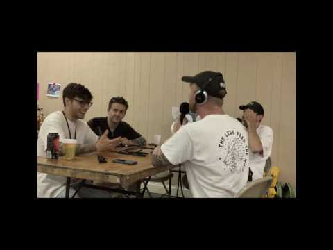 Boston Manor Interview - The Strangehouse