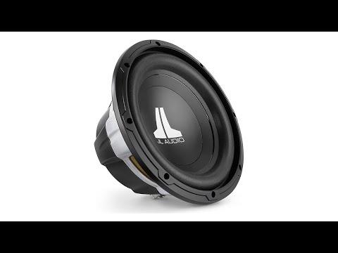 JL Audio 10W0V3-4 10 Inch Subwoofer