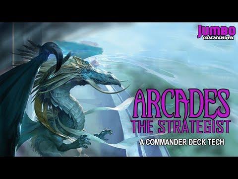 Arcades the Strategist
