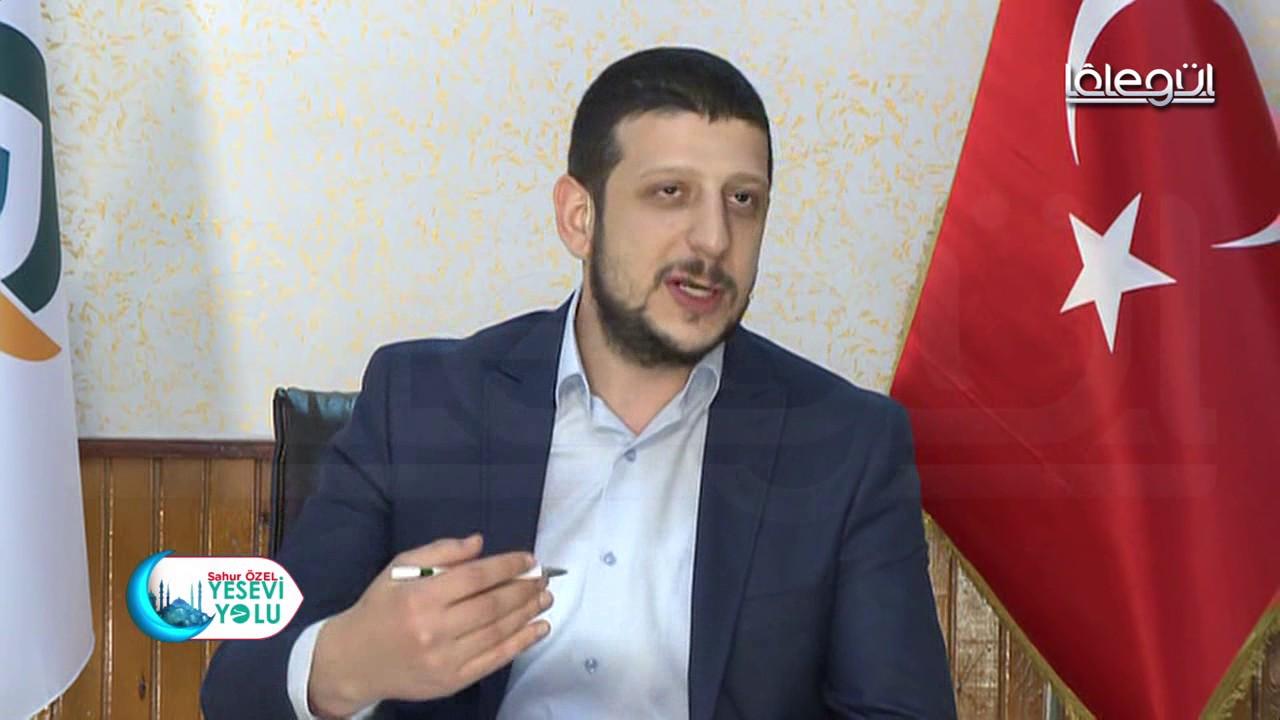 Cübbeli Ahmet Hocaefendi İle 8 Haziran 2017 Tarihli Yesevi Yolu Sohbeti Lâlegül TV
