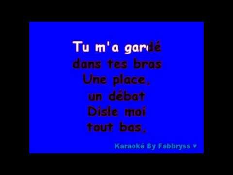 Si Tu m'aimes - Lara Fabian - Karaoké FKA