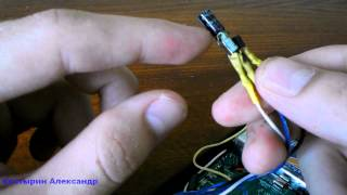 видео Выключатель для мультиметра.