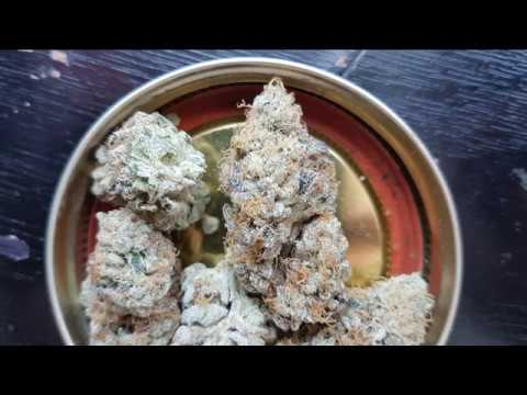 Strain Review - Wedding Cake