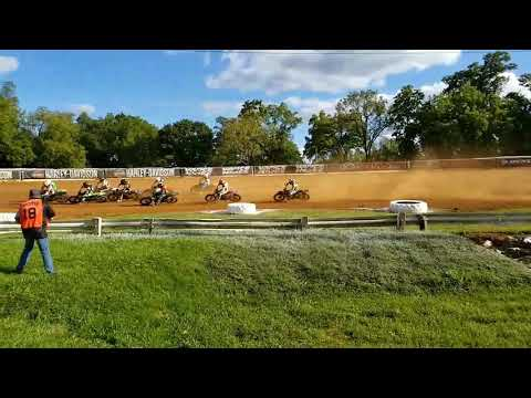 American flat track racing Williams Grove 2017