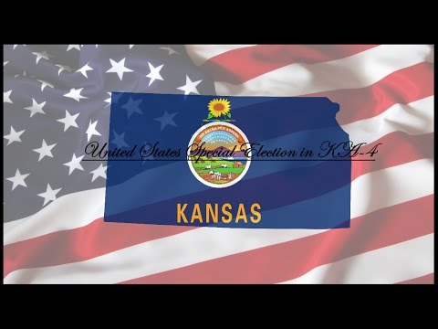 Kansas's 4th District Special House Election (2017)