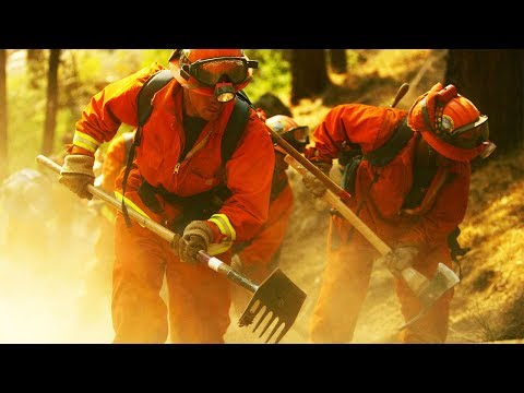 California Using Slaves To Fight Wildfires