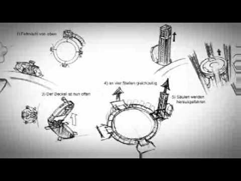 INFINITI MAKING OF CGI AUTOMOTIVE Parasol Island