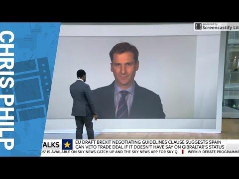 Chris Philp - Sky News - Brexit and Gibraltar