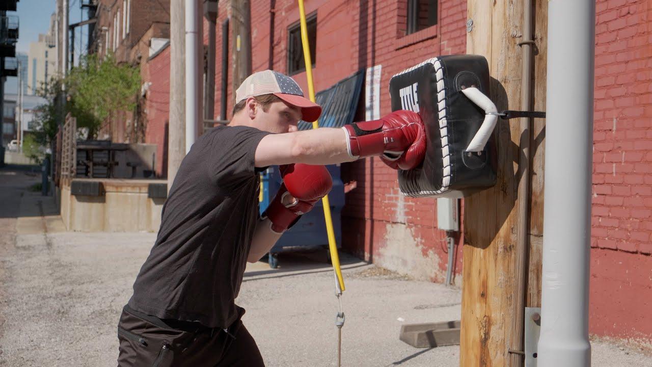 TITLE Square Punch & Kick Shield #PSHSQ