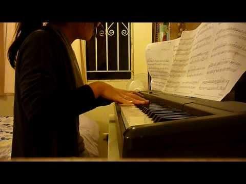 Dear... Nishino Kana Piano Cover