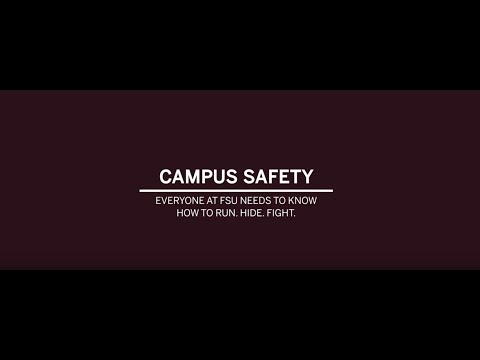Run. Hide. Fight.® at Florida State University