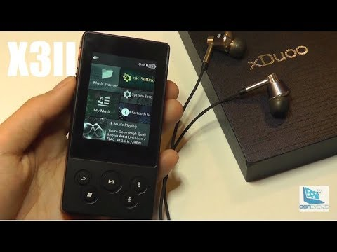 REVIEW: xDuoo X3II - Best HiFi Lossless Music Player?