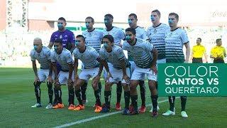embeded bvideo Santos vs Querétaro - COLOR J14 Clausura 2018