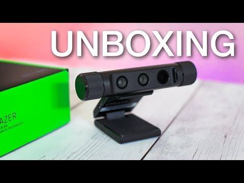 Razer Stargazer Unboxing: Razer