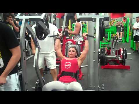 IFBB Pro Ann Titone 3 Weeks out from the Olympia