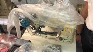 Inside a Clothing Manufacturer
