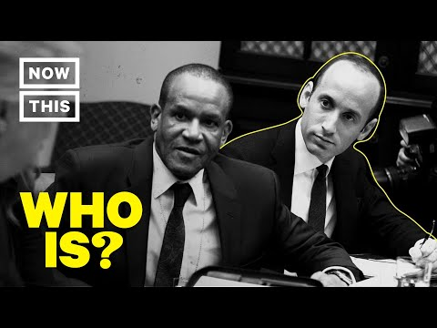 Who is Stephen Miller? – Senior Advisor for Policy | NowThis