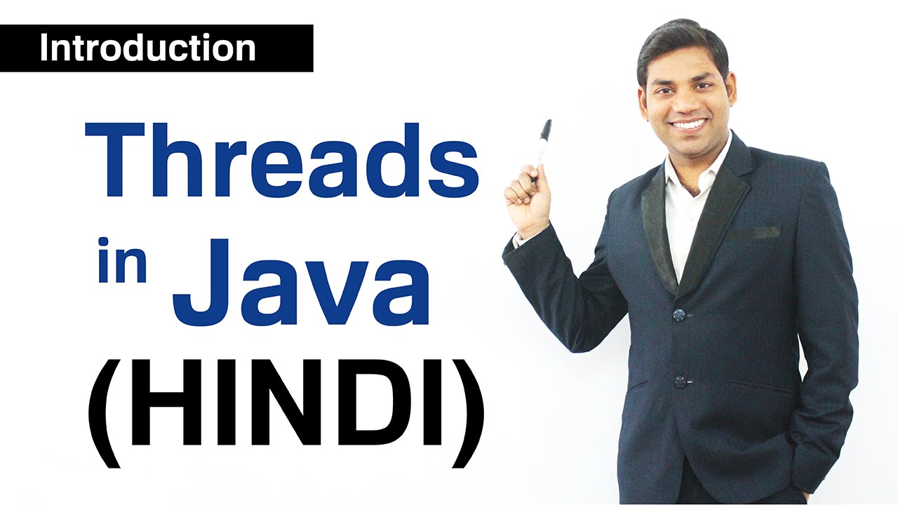 Threads in Java (HINDI)