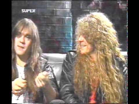 TNT - Interview Super Channel 1988 & 10.000 Lovers, Tonight I'm Fallin'