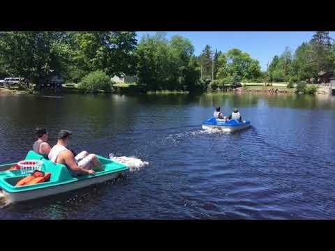 Tilleda Falls Campground | Wisconsin Association of