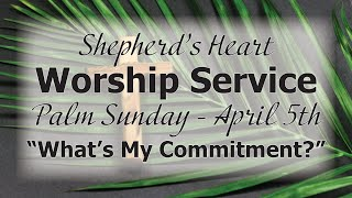 """Sunday Morning Worship Service 