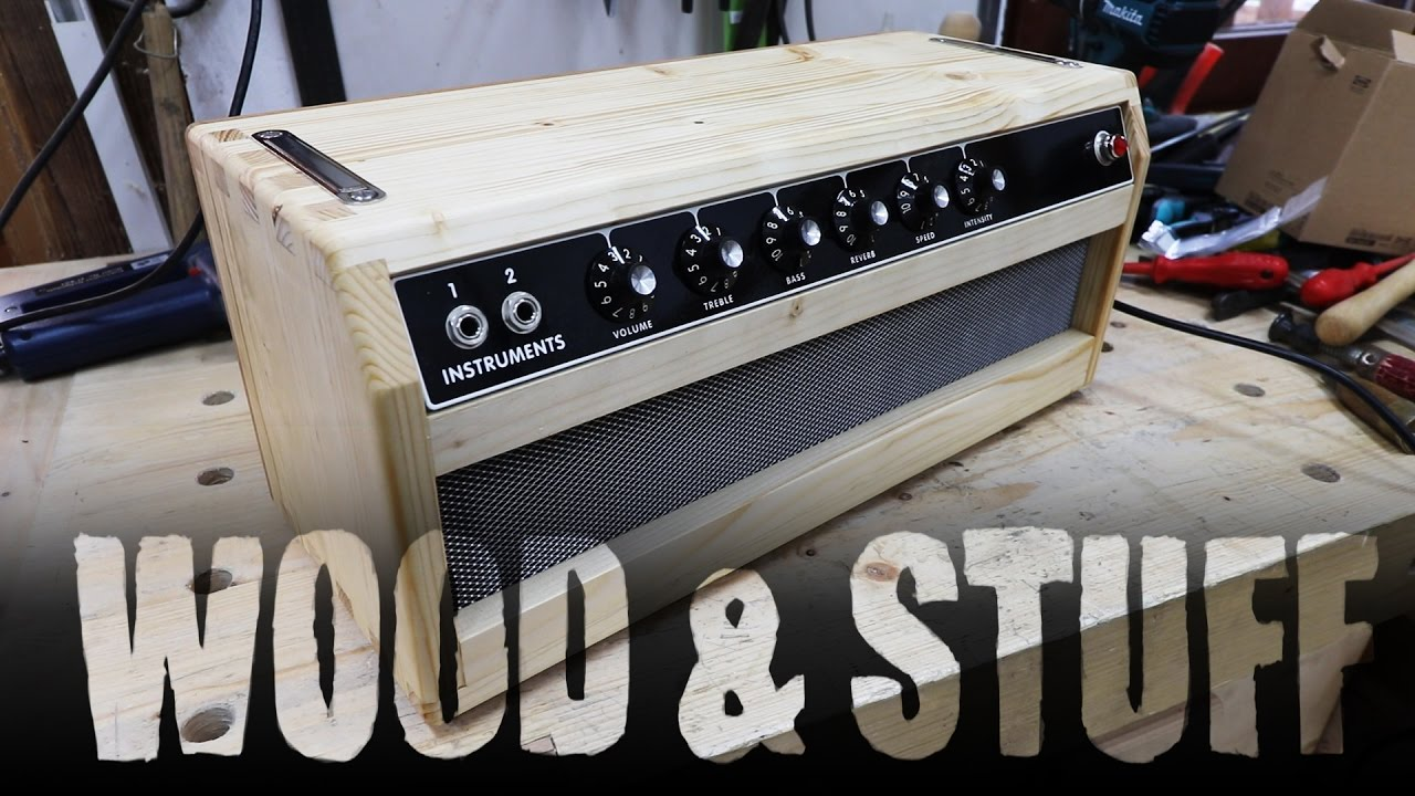 Building A Princeton Amp Cabinet Part 4 Final Youtube
