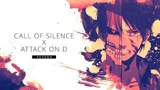 Attack On Titan Call Of Silence Futago Bootleg Remix Anime Music Video