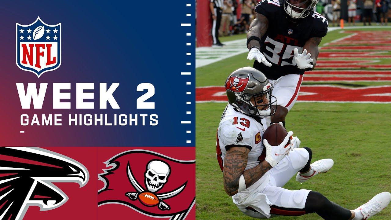 Download Falcons vs. Buccaneers Week 2 Highlights | NFL 2021