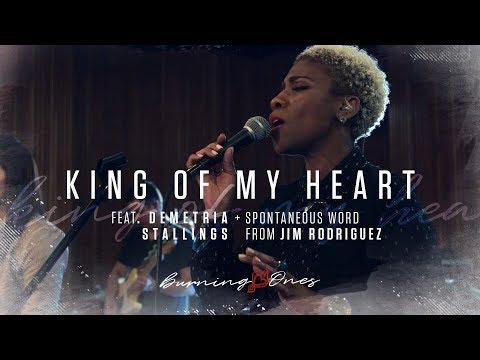 King of My Heart feat Demetria Stallings FULL HD  Burning Ones  Raw Encounter