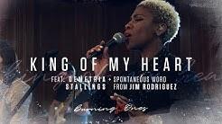 King of My Heart feat Demetria Stallings   Jim Rodriguez   (FULL HD)   Burning Ones   Raw Encounter