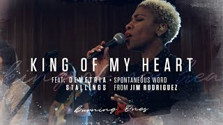 King of My Heart feat Demetria Stallings | Jim Rodriguez | (FULL HD) | Burning Ones | Raw Encounter