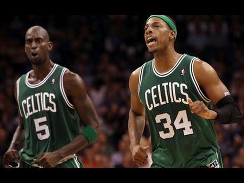 Boston Celtics Trade Kevin Garnett, Paul Pierce, and Jason Terry to Brooklyn Nets in Mega Deal!!
