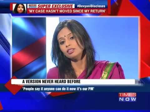 Devyani Khobragade speaks out on her sensational arrest - Exclusive Interveiw - Part 2