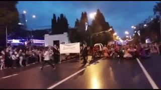 """Карнавал в Сочи """"Карнавалето"""" 2016 год 28 мая """"Редисон Лазурная"""""""