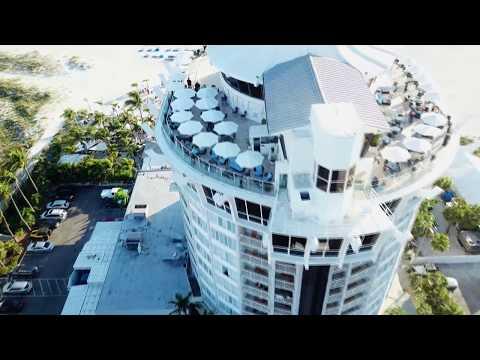 (4k) Grand Plaza Hotel Beachfront Resort & Conference Center