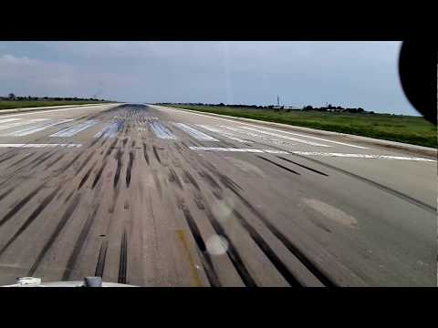 FNLU Luanda airport take off RW23