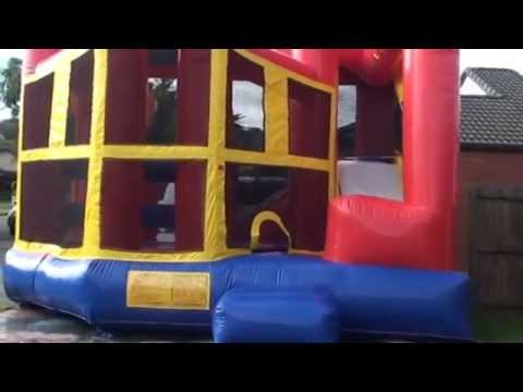 5n1 combo art panel module Bouncy Castle Hire Auckland NEW ZEALAND