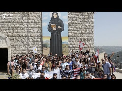 Maronite youth find spiritual heritage