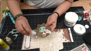 Prima Doll Ornaments With Julie Nutting On Live With Prima
