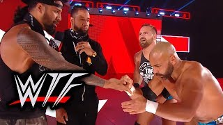 WWE RAW WTF Moments (6 May) | Vince McMahon's Wildcard, The Revival's On Fire