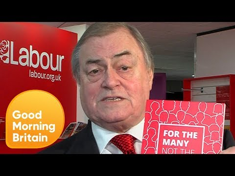 John Prescott Reiterates Labour's Stance on Brexit | Good Morning Britain